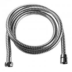Sprchová hadice dvouzámková k bidetové sprše 150 cm, nerez