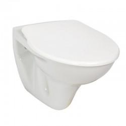 WC závěsné, bílé