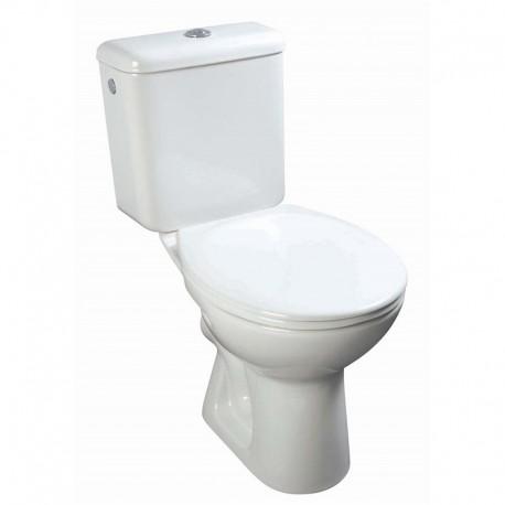 WC kombi, zadní odpad s armaturou