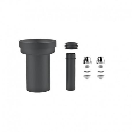 Připojovací souprava DN80/D90 pro závěsné klozety