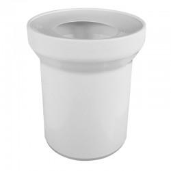 WC připojovací kus přímý, DN 100/D 110, 150 mm