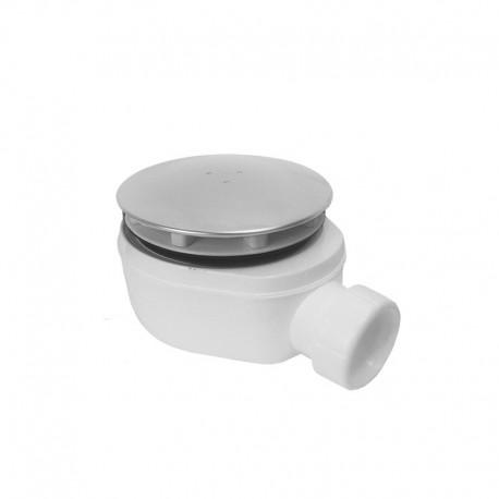 Sifon pro sprchovou vaničku, pr. 90 mm, stav. výška 60 mm