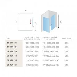 Pružný plastový kryt pro iPhone 7/8 MARBLE - black
